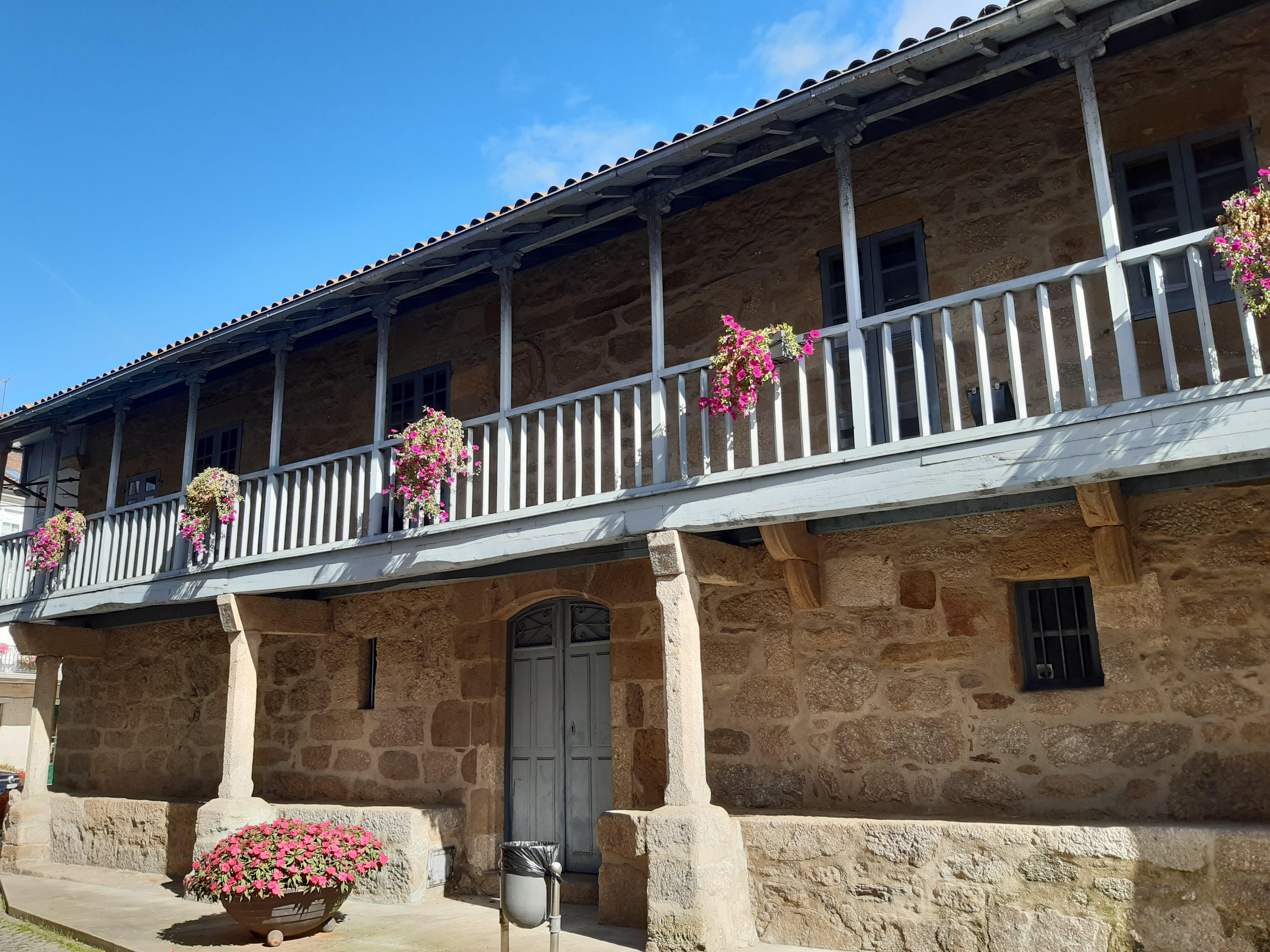 Casa de la Cultura-Chantada