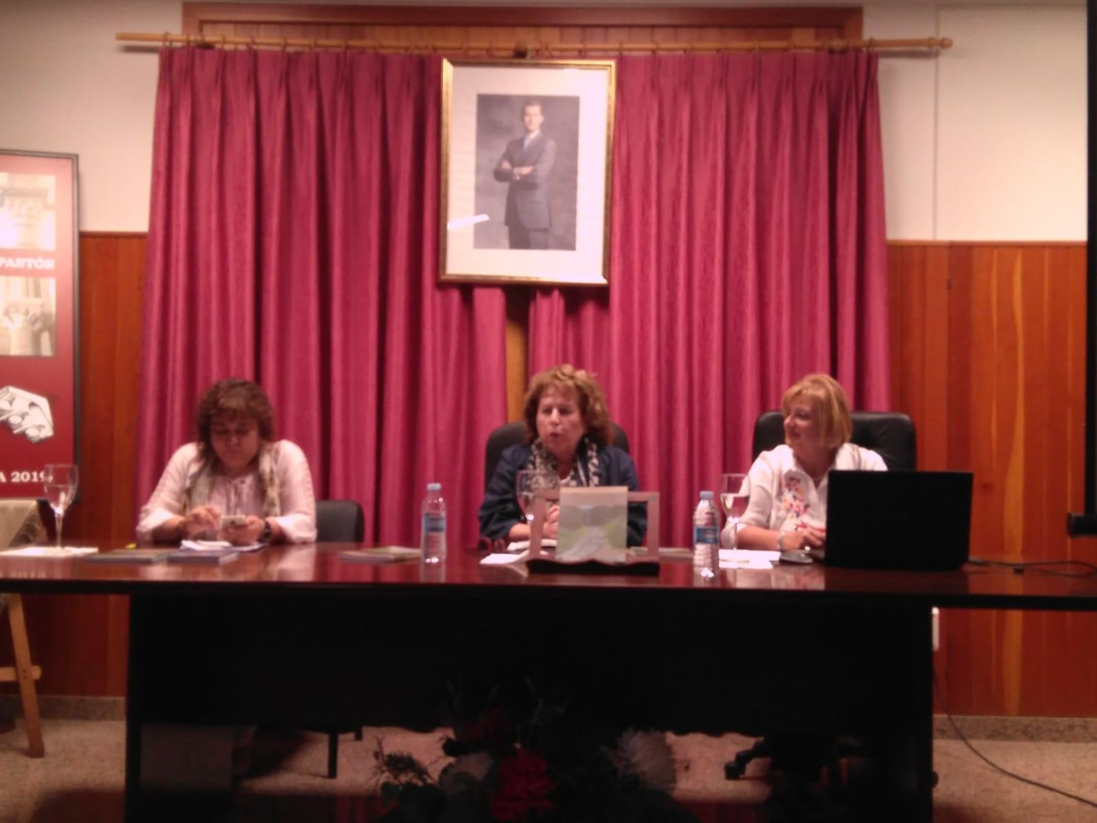 Presentación del Anuario en Ferreira de Pantón