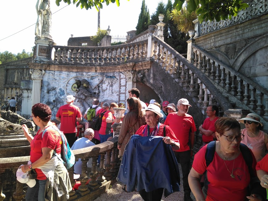 Bellas Escalinatas para subir a disntintos niveles