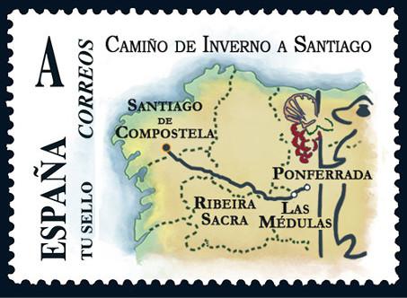 Sello del Camino de Invierno (Serie Tu Sello)