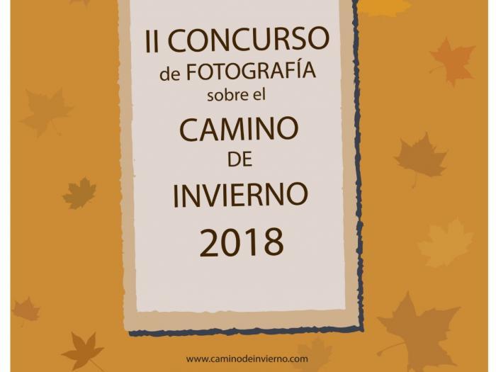 II Concurso Fotográfico del Camino de Invierno