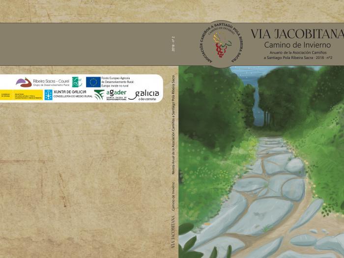 El 19 de diciembre será la presentación de la publicción del II Anuario: Vía Jacobitana. Camino de Invierno