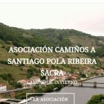 Presentación de la nueva web:www.caminodeinvierno.com de la Asociación del Camino de Invierno por Ribeira Sacra